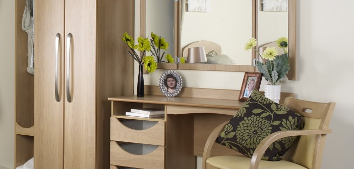 Harley Dementia Room Set Oak