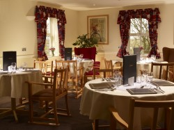 Hendford Care Home dining
