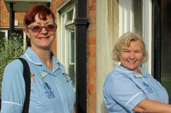 Hospice at Home nurses