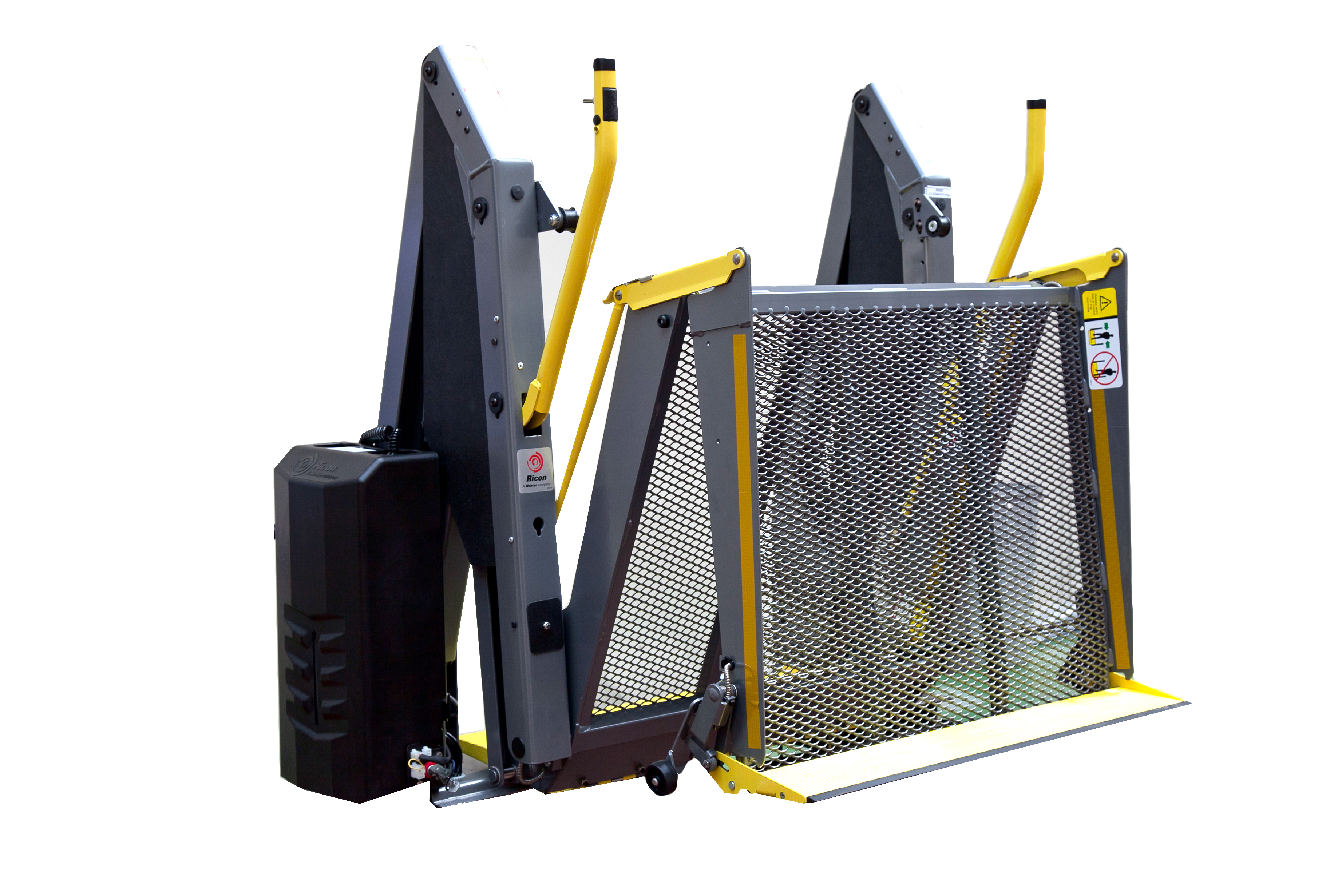 For Safe and Secure Vehicle Access Choose Vapor Ricon Handrail Ricon Wheelchair Lift Wiring Diagram on