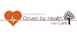 [Media Partner] Driven by Health Logo