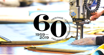 Shackletons 60th Anniversary Seal