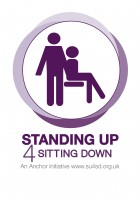 Standing Up 4 Sitting Down Logo.purple