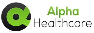 alpha logo & Name