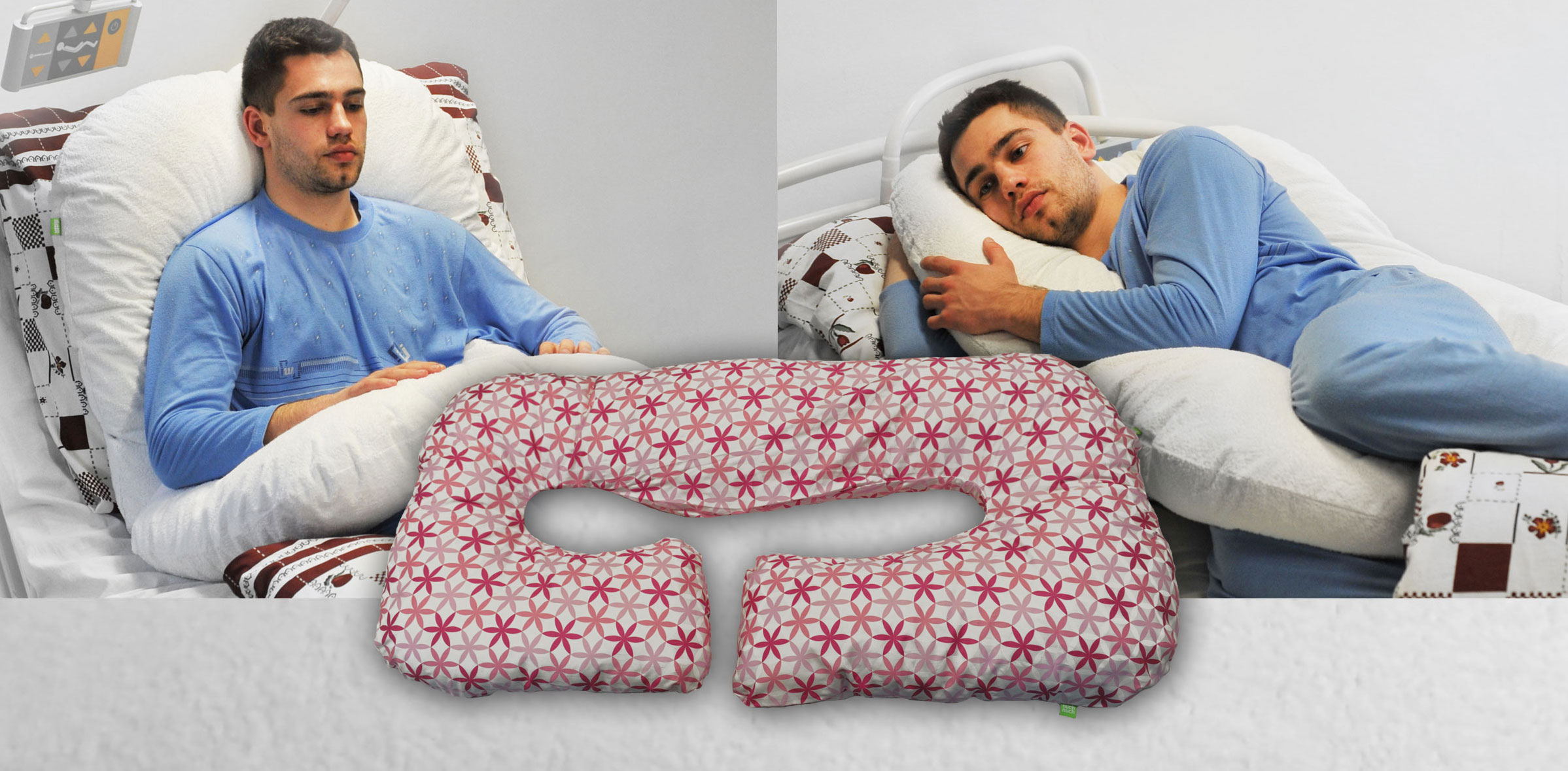 Snug Positioning Pillows for Comfort